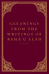 Gleanings From the Writings of Bahaullah
