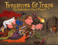 Treasures & Traps, The Adventure Card Game!