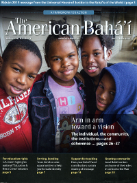 American Baha'i, The Volume 46 Issue 3