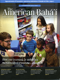 American Baha'i, The Volume 47 issue 1