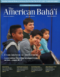 American Baha'i, The volume 47 Issue 2