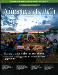 American Baha'i,The volume 47 Issue 6