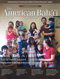 American Baha'i, The Volume 49 Issue 2