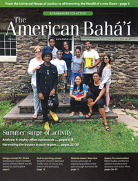 American Baha'i Volume 50 Issue 6