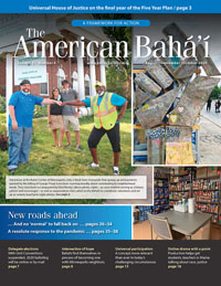 American Baha'i, The Volume 51 Issue 4