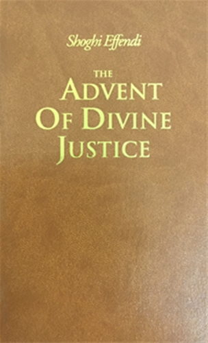 Advent of Divine Justice, The