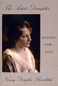 Artist's Daughter: Memoirs, 1890 - 1979