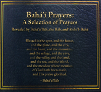 Baha'i Prayers: A Selection of Prayers Audio Book CD