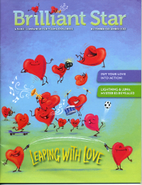Brilliant Star: Leaping with Love November/December 2013