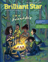 Brilliant Star: Gift of Friendship Sept-Oct / Nov-Dec 2014