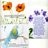 Set Condolence Prayer Cards