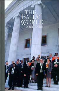 Baha'i World, The 2000-2001