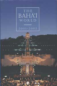 Baha'i World, The 2001-2002
