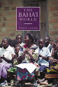 Baha'i World, The 2002-2003