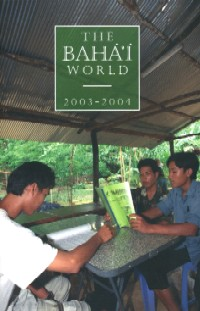 Baha'i World, The 2003-2004