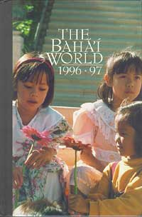 Baha'i World, The 1996-1997