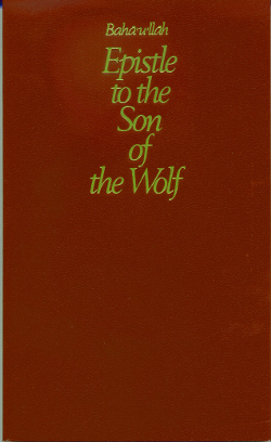 Epistle to the Son of the Wolf (Free ePub)