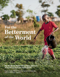 For the Betterment of the World (PDF)