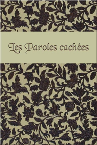 Les Paroles Cachees (Free mobi, French)
