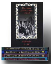 Hands of the Cause of God, The: 4 DVD Set