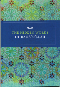Hidden Words of Baha'u'llah (BBUK)