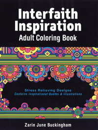 Interfaith Inspiration Coloring Book