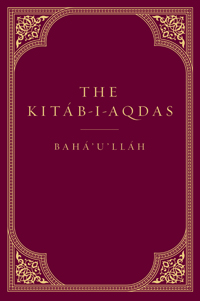 Kitab-i-Aqdas (Hard Cover)