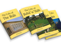 Life of: Bab, Baha'u'llah, Abdul-Baha, Guardian (set of 4)