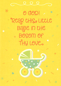 Newborn Greeting Card