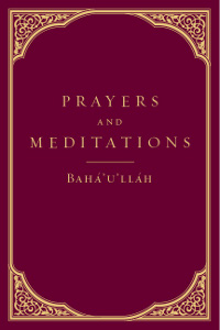 Prayers and Meditations
