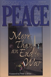 Peace: More Than An End To War (eBook - ePub)