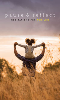 Pause & Reflect: Meditations for Families (eBook - ePub)