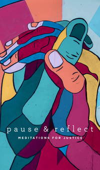 Pause & Reflect: Meditations for Justice (ebook - ePub)