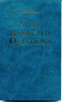 Some Answered Questions PS-2nd Edition