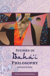 Studies in Baha'i Philosophy