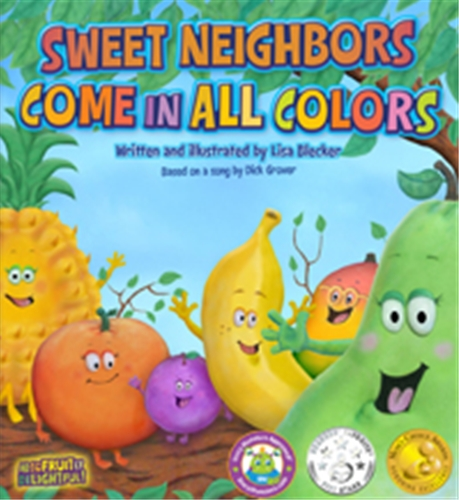 Sweet Neighbors Come in all Colors