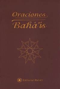 Oraciones Baha'is / Baha'i Prayers booklet (Spanish)