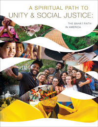 A Spiritual Path to Unity & Social Justice – The Baha'i Faith in America