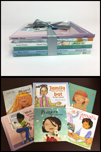Starter Set: Build your own Library for Children