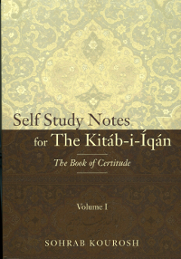 Self Study Notes for The Kitab-i-Iqan