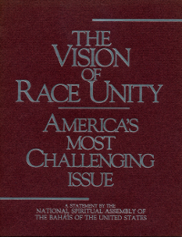 Vision of Race Unity, The (Originally $7.95)