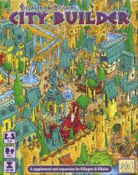 Villagers & Villains City Builder