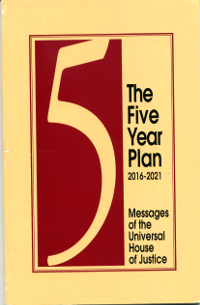 The Five Year Plan 2016-2021