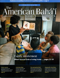 American Baha'i, Volume 48 Issue 2