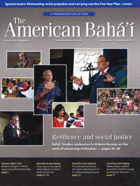 American Baha'i, Volume 49 Issue 6