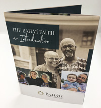 Baha'i Faith - An Introduction Pamphlet