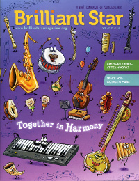 Brilliant Star: Together in Harmony Jan/Feb 2016