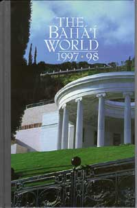 Baha'i World, The 97-98