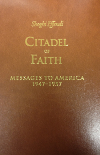 Citadel of Faith: Messages to America, 1947-1957