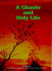Chaste and Holy Life